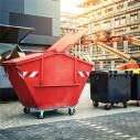 Bild: Müllumladestation in Regensburg