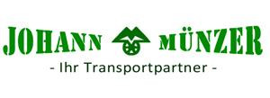 Logo Münzer Johann GmbH