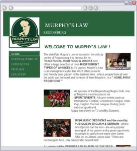 Logo Murphy's Law