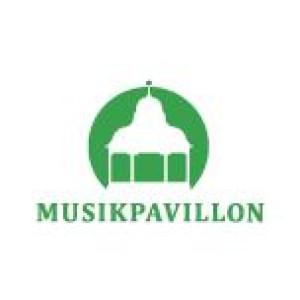 Logo Musikpavillion im Clarapark