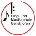 Logo Musikschule Gersthofen, Gersthofer Spatzen e.V.