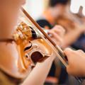 Musikunterricht Klein Rudolf