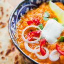 Bild: Natraj Hoch gelobte Indische Ayurvedische Küche in München
