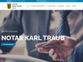 Bild: Notar Karl Traub       in Ulm, Donau