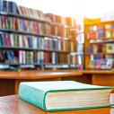 Bild: Noten u. Bücher in Karlsruhe, Baden