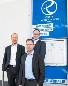 Logo O & R Immofinanz GmbH
