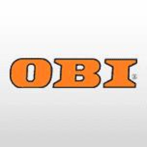 Logo OBI Bau- und Heimwerkermarkt