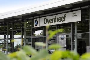 Logo Overdreef GmbH, BMW Vertragshändler