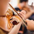 Panajotow, Dobrin Musikschule