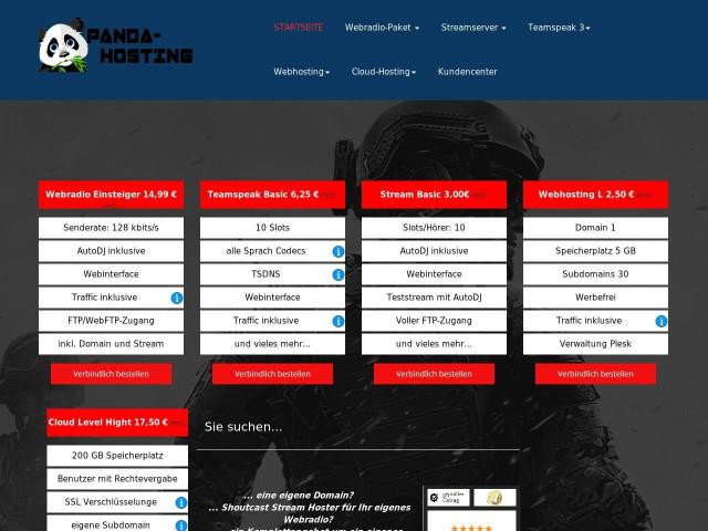 https://www.panda-hosting.de
