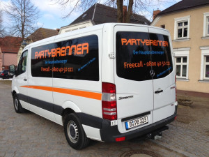 Logo Partybrenner