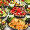 Bild: Partyservice Esspecial Buffet Mediterran Partyservice