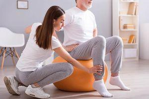 Einer unserer Arbeitsschwerpunkte in der Physiotherapie ist der Rehabilitationssport
