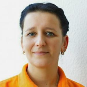 Rezeptionsleiterin Andrea Sellnau