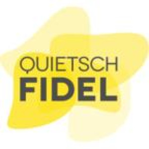 Logo Physiotherapiepraxis quietschfidel