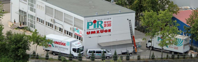 Logo Pir Umzüge Schreinerarbeiten