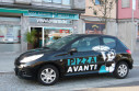Bild: Pizza Avanti in Augsburg, Bayern