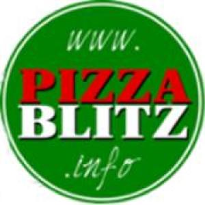 Logo Pizza Blitz Sedaghat, Alvar