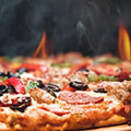 Bild: Pizza Express da Pino Giuseppe Bellusci in Amtzell