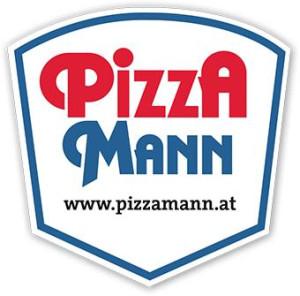Logo Pizzamann