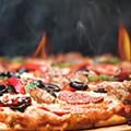 Bild: Pizzawagen bei Gino in Krefeld