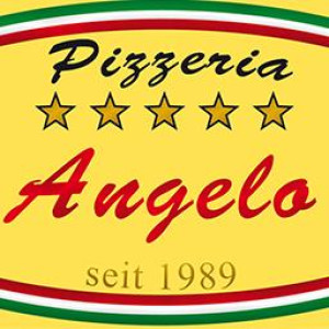 Logo Pizzeria Cafe Angelo