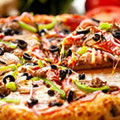 Bild: Pizzeria Da Fabio Pizza in Mannheim