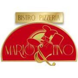 Logo Pizzeria Mario & Lino
