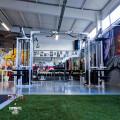 Das Gym von Innen