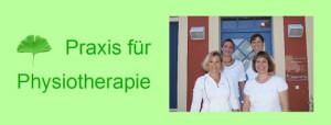 Logo Praxis für Physiotherapie Christa Kamm