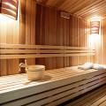 Promenaden-Sauna