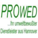 Logo PROWED Hannover - Ihr umweltbewußter Dienstleister für Hannover und das Umland