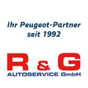 Logo R & G Autoservice GmbH