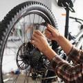 Radial-Fahrrad-Service Fahrradeinzelhandel