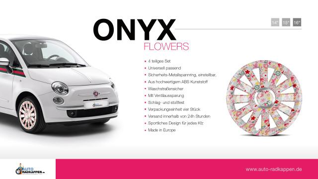 Onyx Flower – Topp Seller