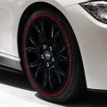 Hero GTR schwarz rot