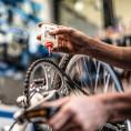 Bild: Radsport zum Guten Ritzel Wieser u. Merz in Jena