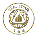 Logo der Firma Real Estate t&M GmbH