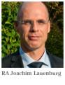 RA Joachim Lauenburg Fachanwalt für Strafrecht