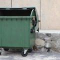 Bild: Recyclinghof in Heidelberg, Neckar