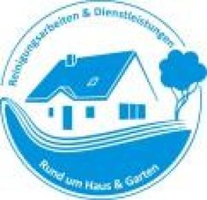 Logo Reinigungsarbeiten und Dienstleistungen Rund um Haus und Garten Uwe Stephan