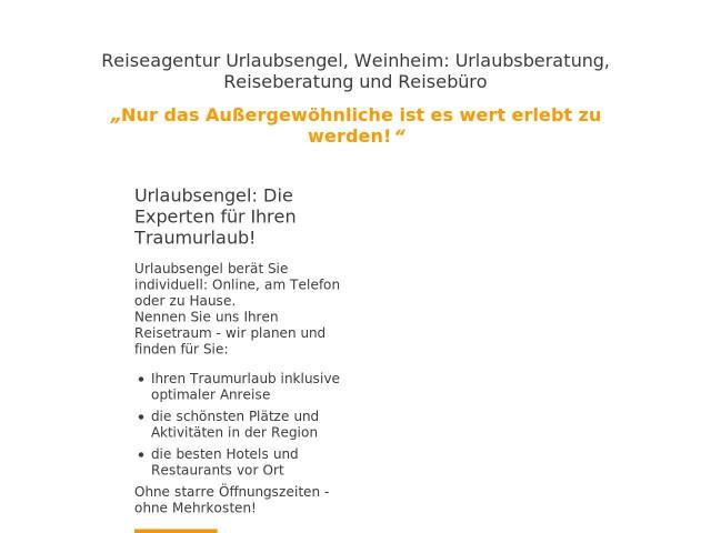 http://urlaubsengel.de