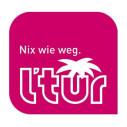 Logo Reisebüro L'TUR Last Minute