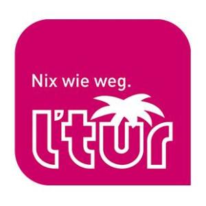 Logo Reisebüro L'TUR Tourismus AG