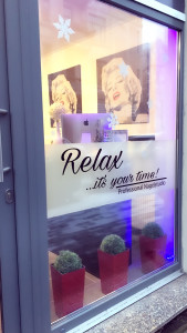 Relax... it's your time! Nagelstudio