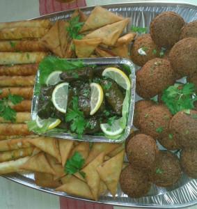 Logo Restaurant & Partyservice AL-GEBRA