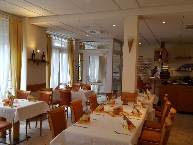 Italienische Gaststätte
