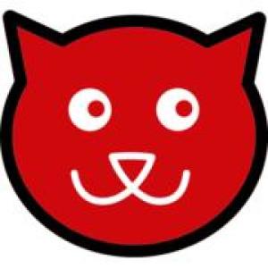 Logo Ristorante dal Gatto Rosso Inh.