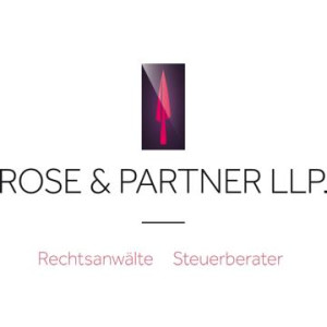 Logo ROSE & PARTNER LLP