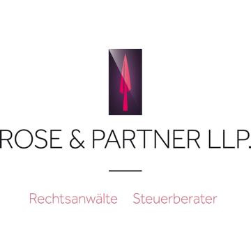 Logo ROSE & PARTNER LLP